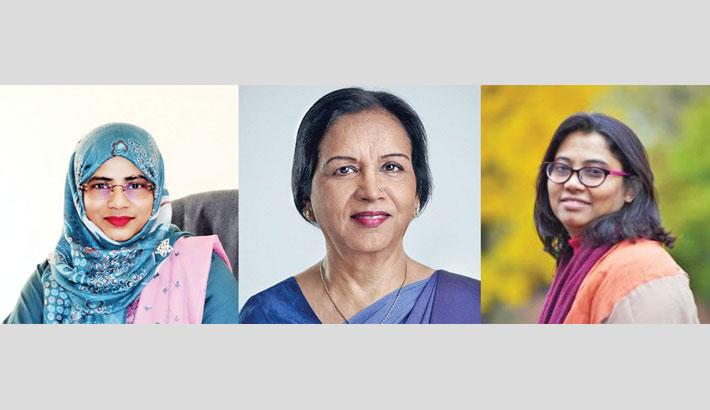 3 Bangladeshis on Asian Scientist 100 list