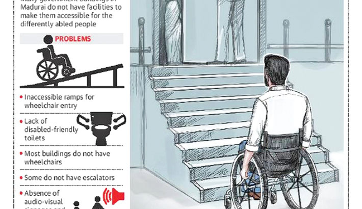 Make Educational Institutions 'Differently-abled Friendly'