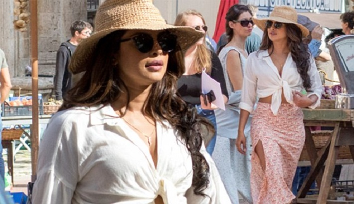 Priyanka Chopra joins hands with Global Citizen to help in India's Covid-19 crisis