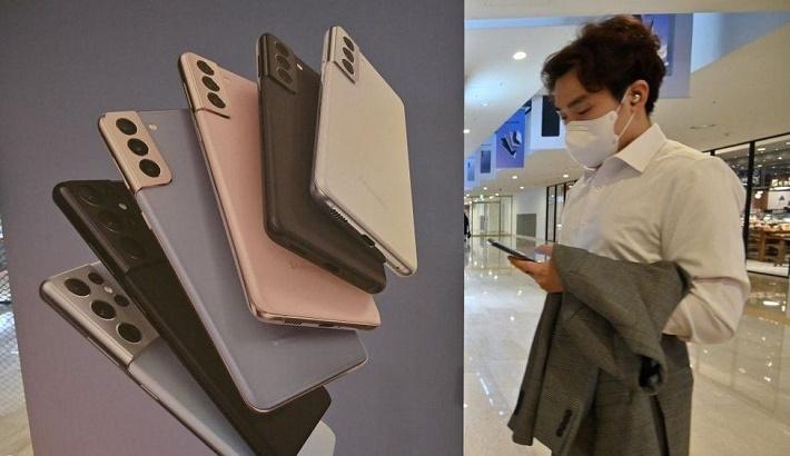 Samsung: Handsets push profits to pre-pandemic highs