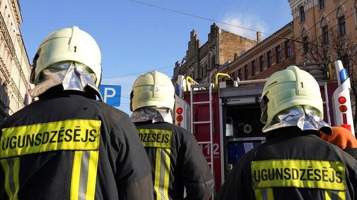 Latvia fire: Riga hostel blaze kills eight