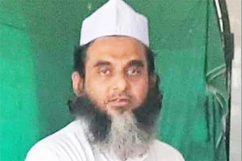 Hefazat leader Mufti Masood held in Sylhet