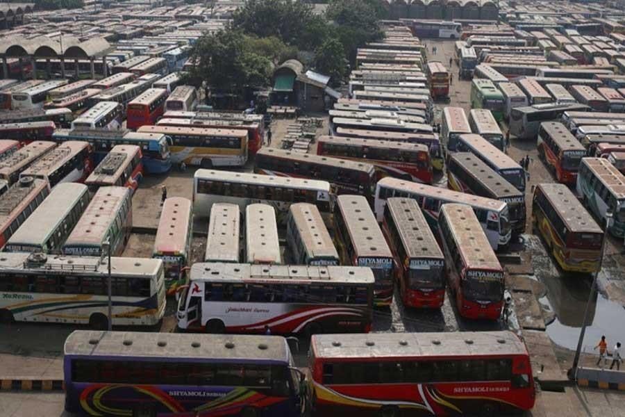 Road transport leaders urge govt to resume bus services