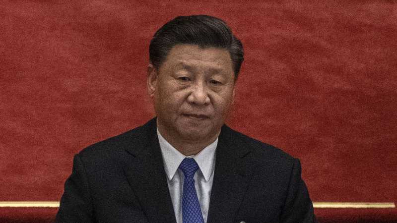The CCP history revision elevates Xi Jinping to the level of Mao Zedong
