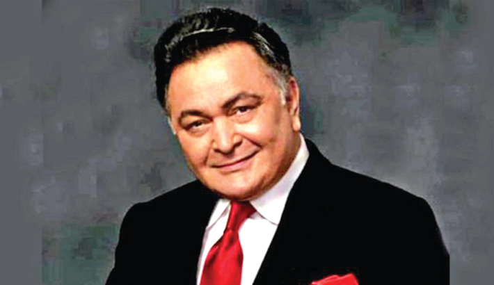 Rishi Kapoor's first death anniv today