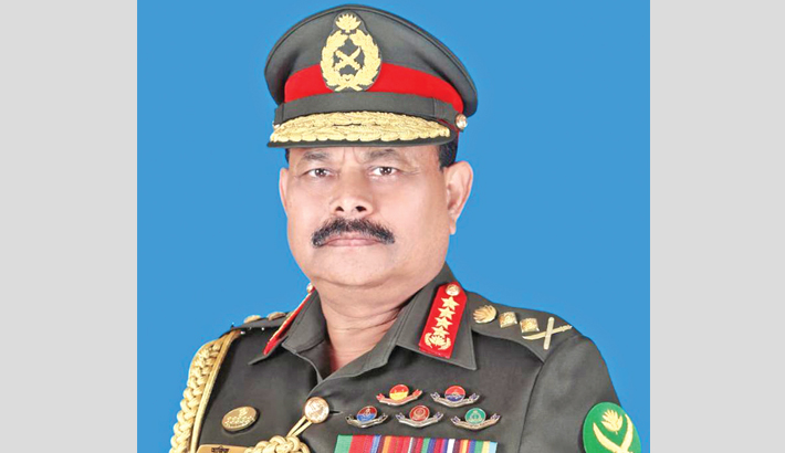 Army chief leaves for Zambia today