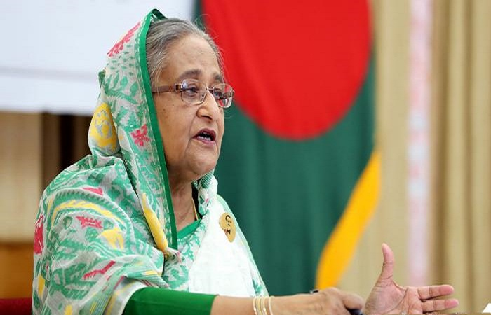 PM once again stands by pandemic-hit people