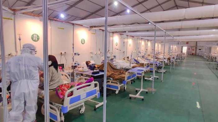 DRDO to build two 500-bedded Covid hospitals in J&K