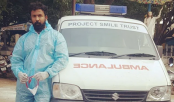 Actor Arjun Gowda becomes an ambulance driver to help people amid COVID spike