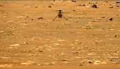 4th flight fizzles for NASA's Mars helicopter, retry Friday