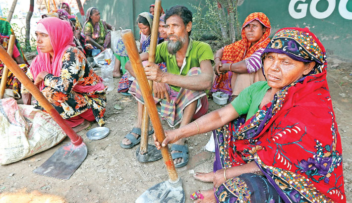 Workers' cry still unheard