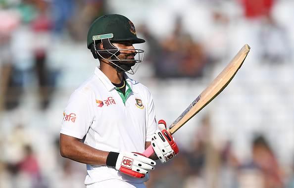 10th Test Century eludes Tamim again