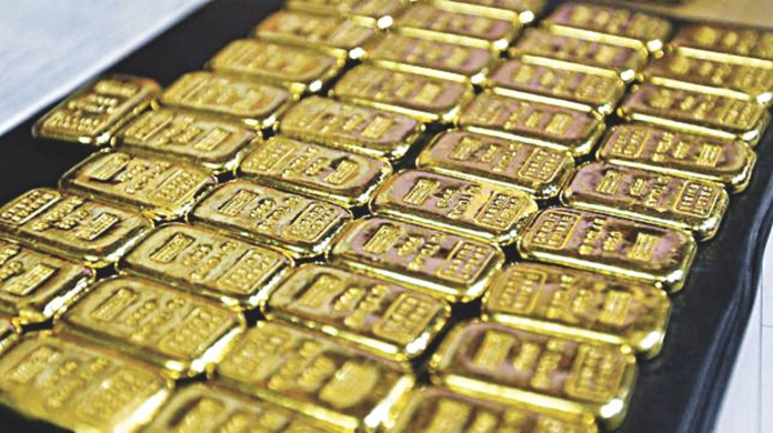 Biman employee among two held with 18 gold bars at Dhaka airport