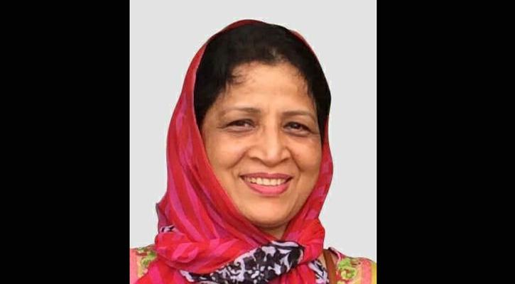 Economist Abul Barkat's wife dies