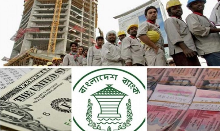 Remittance hits $20.6bn in 10 months