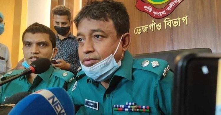 Harun-ur-Rashid made Addl DIG of Police
