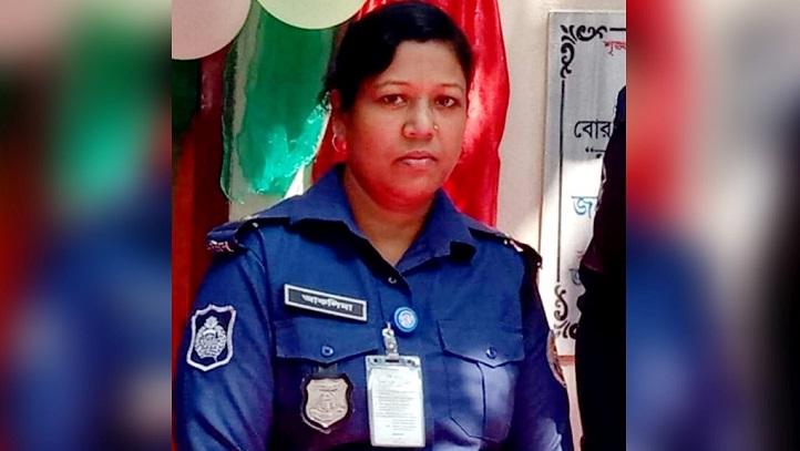ASI killed in Bhola road crash