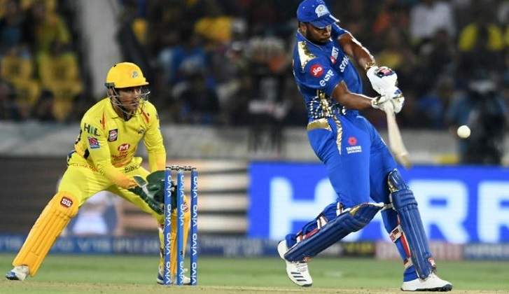 Pollard steers Mumbai to last-gasp IPL win over Chennai