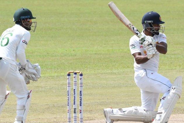 Sri Lanka declare to set Bangladesh 437 target