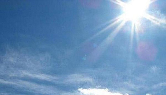 Mild heat wave continues