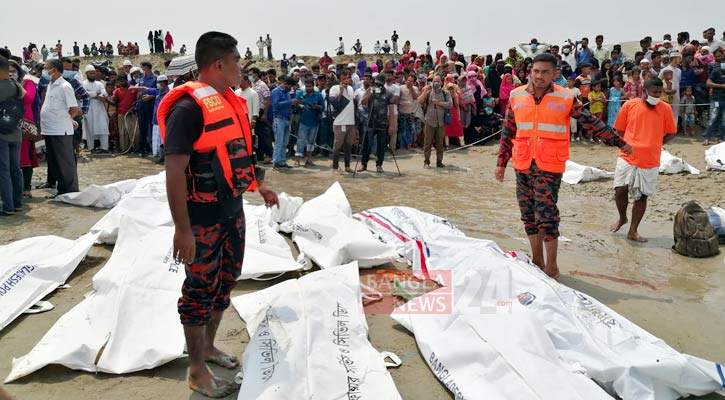 26 killed as speedboat collides with bulkhead in Madaripur