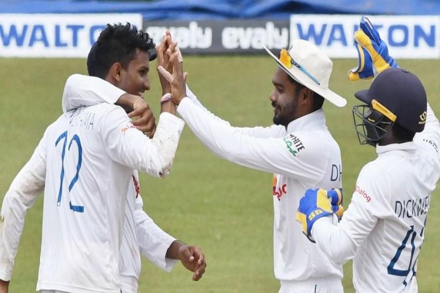 Kandy Test: Sri Lankan debutant Jayawickrama crush Bangladesh