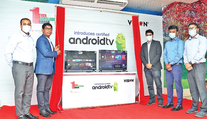 Vision Electronics launches Android TV