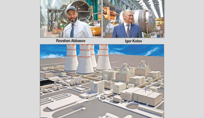 Rooppur nuke project gains pace despite corona