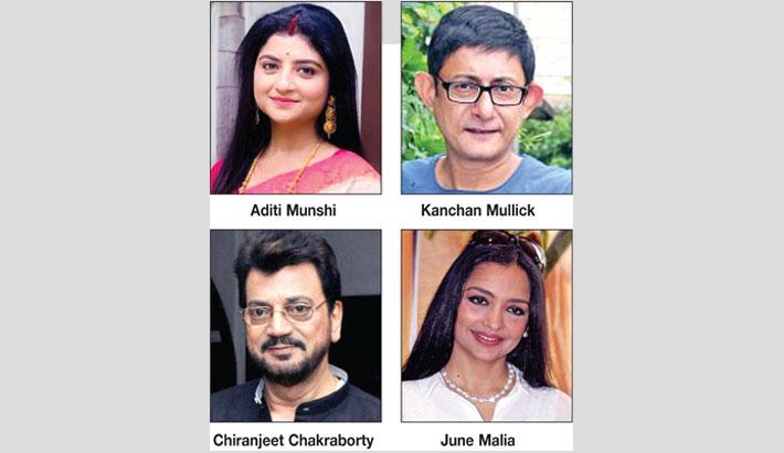 Aditi, Kanchan, Chiranjeet win West Bengal Assembly polls