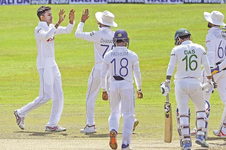 Mominul blames batting unit for defeat