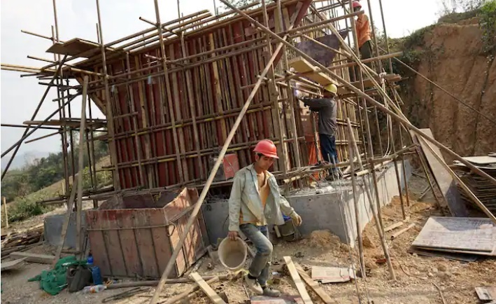 Chinese workers allege forced labor, abuses in Xi's 'Belt and Road' program