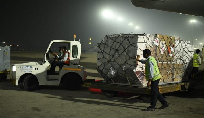 UK sending 1,000 more ventilators to India