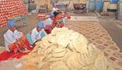 Substandard vermicelli floods markets ahead of Eid