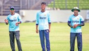 Preliminary members gear up for ODI series
