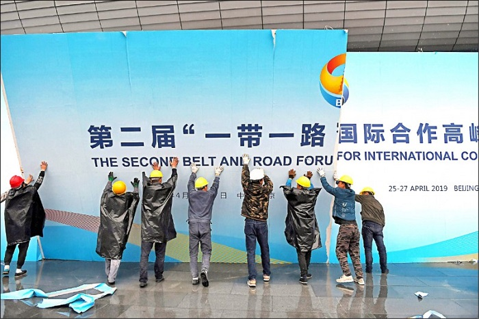 China's Belt and Road Initiative intensifies forced labor by overseas workers