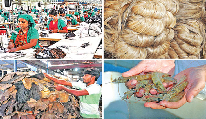Exports fetch $3.13b in Apr
