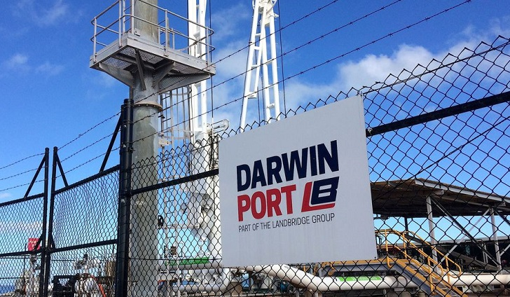 Australia reviewing lease of Darwin port to Chinese firm - source