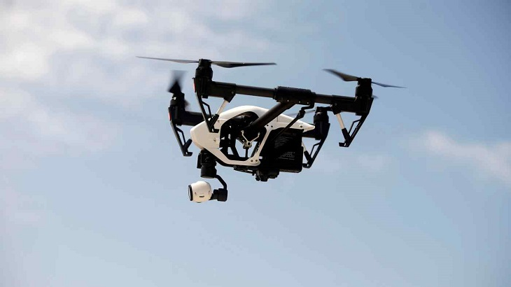 Japanese companies ditch Chinese drones over security concerns