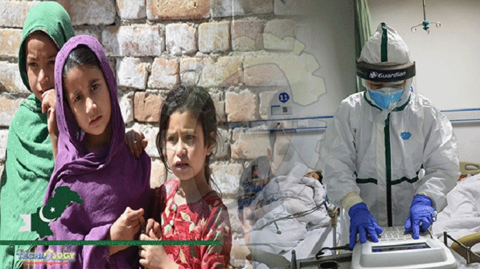 Pakistan: Over 15,000 Children Test Positive In April