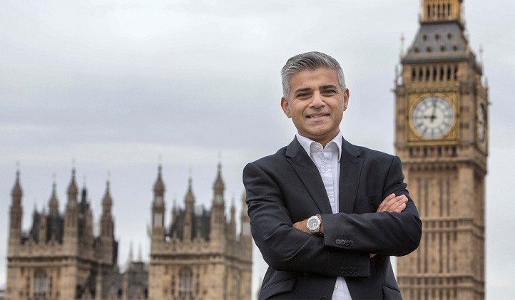 Sadiq Khan: London's feisty mayor fighting for second term