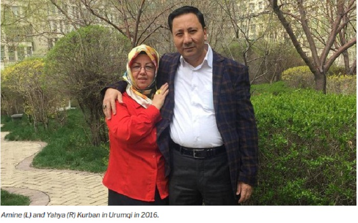 Xinjiang Authorities Detain Uyghur Turkish Nationals Who 'Witnessed Government Crimes': Daughter