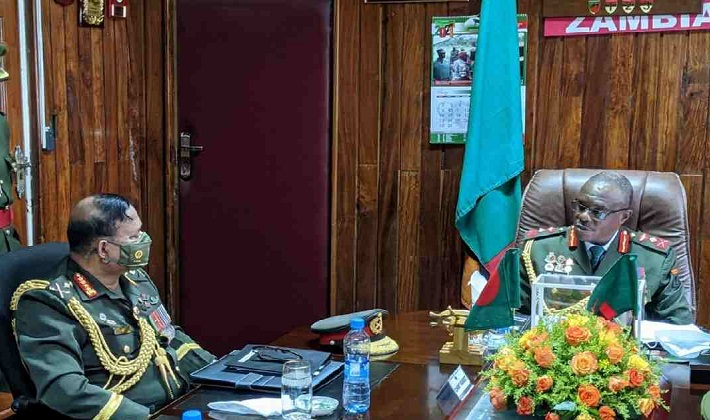 Zambia keen to take support of Bangladesh's agricultural expertise