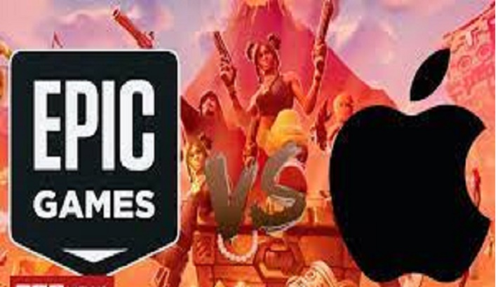 Apple faces Epic Games in court