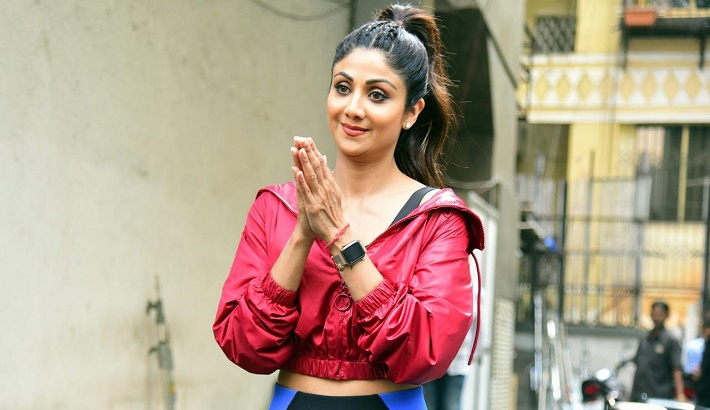 Overthinking destroy happiness and mood: Shilpa Shetty