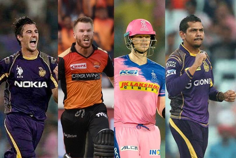 IPL's foreign cricket stars scramble to escape Covid-hit India