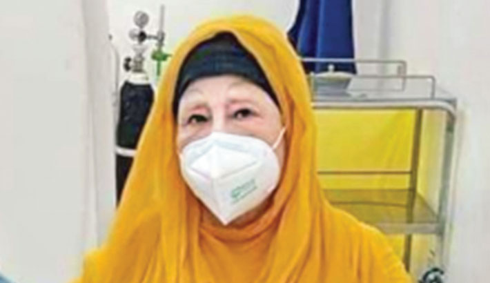 Family wants to take Khaleda abroad for treatment