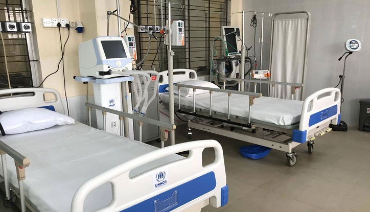77pc general beds, 57pc ICU beds lie vacant in hospitals