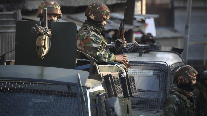 Pakistani militant involved in killing of councilors, cop killed in J&K's Sopore