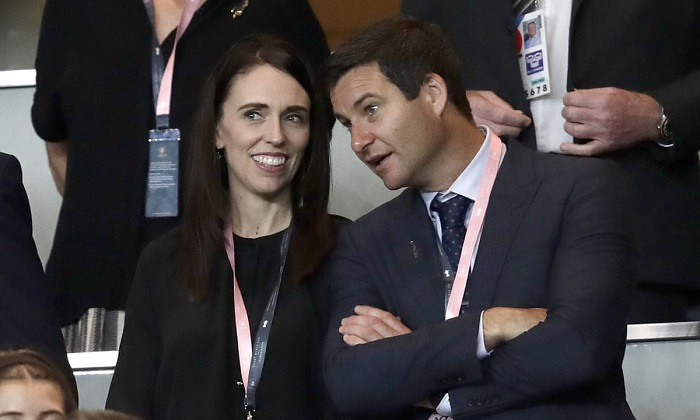 New Zealand PM announces her wedding plan