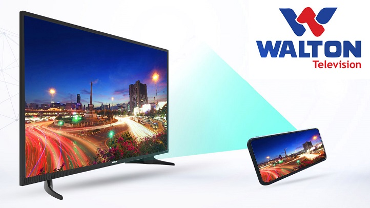 Walton TV launches 'Eid Mega Sale' with special discounts